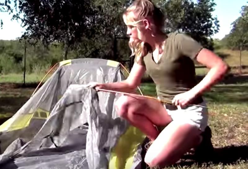 Waterproofing Your Tent