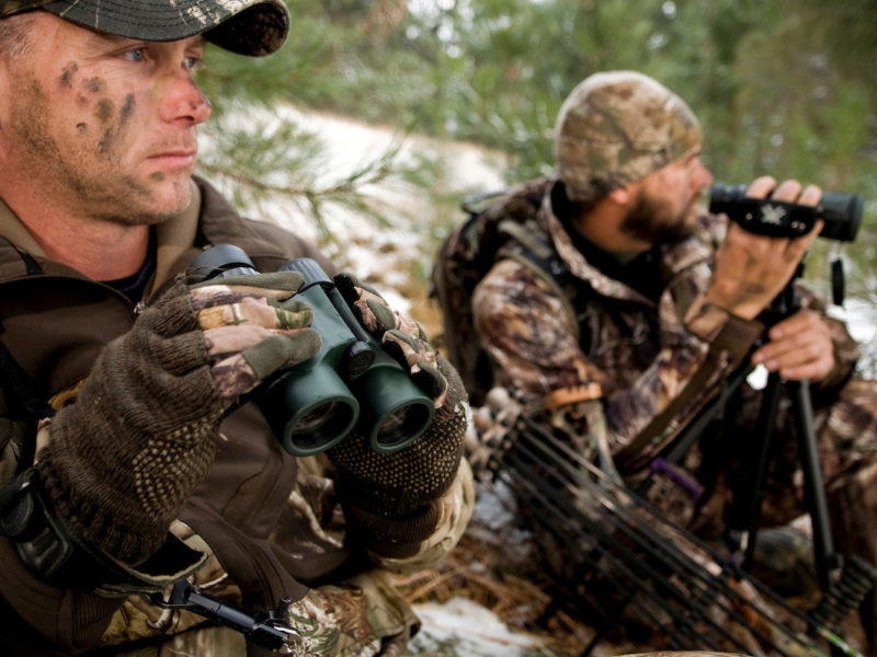 Hunters lead conservation efforts