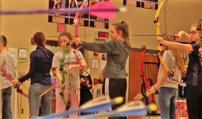 Do Kids Still Shoot Bows & Arrows?