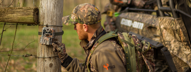How To Use Trail Cameras For Wild Turkey