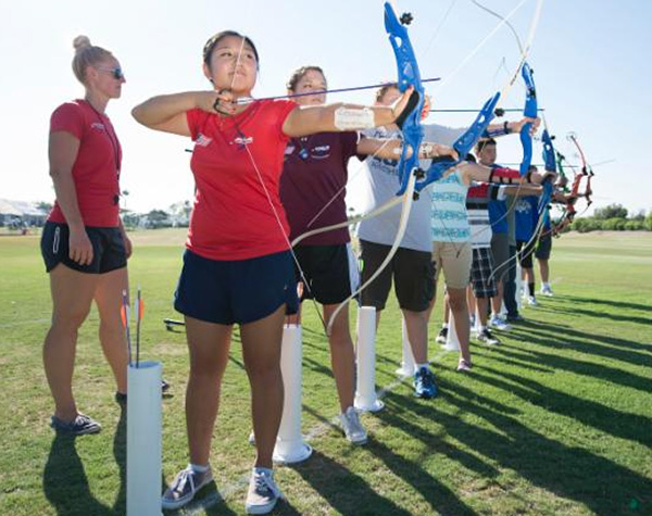 EXPLORE ARCHERY GRANTS TO LAUNCH COMMUNITY ARCHERY TRAINING