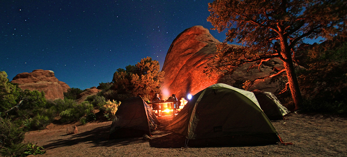 4 Ways Camping Prepares You For Danger