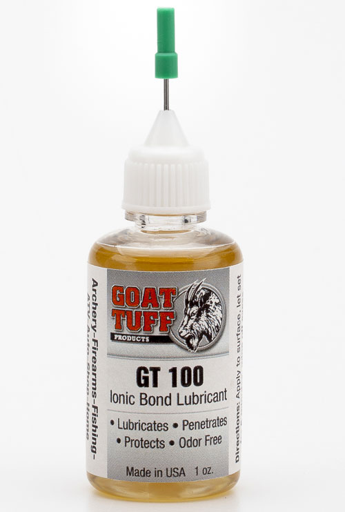 Goat Tuff Products Bio-Synthetic Lubricant.