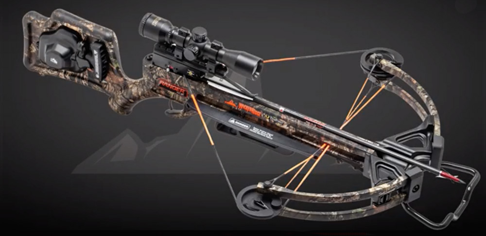 FOR YOUTH: Wicked Ridge Ranger X2 Crossbow From 10 Point