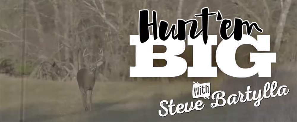 Steve Bartylla: How to Make Your Deer Stand Work For You
